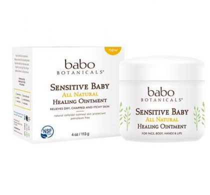 FREE Babo Botanicals Sensitive Baby Skin Care Sample!