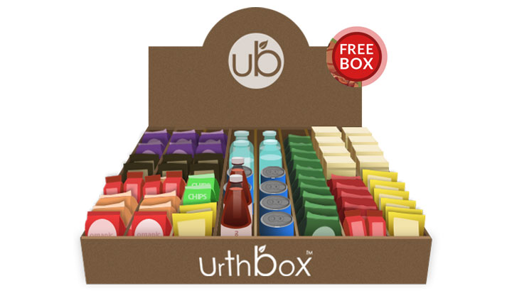 UrthBox: Healthy Snack Subscription Box