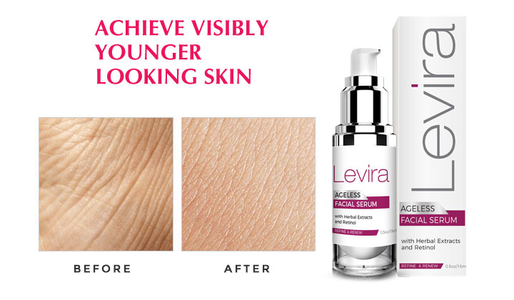 Levira Skin Care: Restore Your Radiant and Firmer Skin