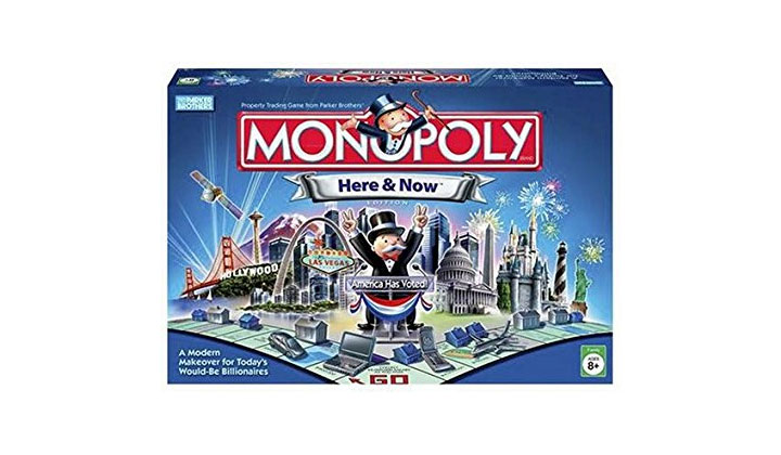 Monopoly Here and Now Download