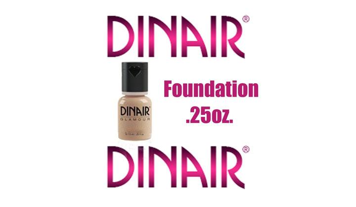 FREE Dinair Airbrush Foundation Sample Set