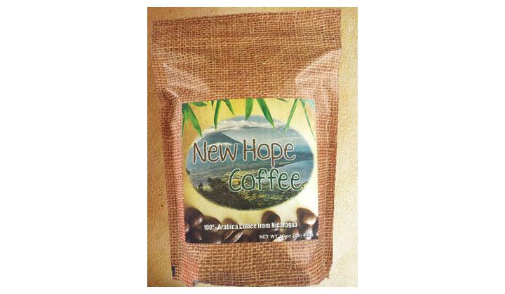 FREE New Hope Coffee Sample