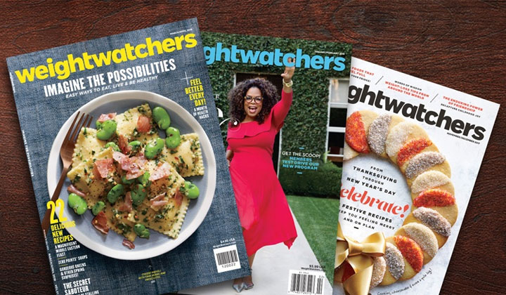 FREE Weight Watchers Magazine Subscription