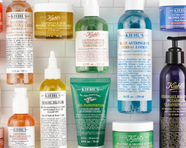 Kiehl's Free Samples to achieve your healthiest looking skin