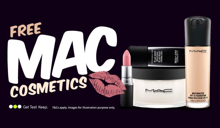 MAC Cosmetics – OfferX