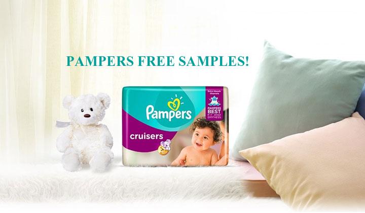 Pampers Free Samples