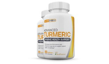 Advanced Turmeric – Health Supplement