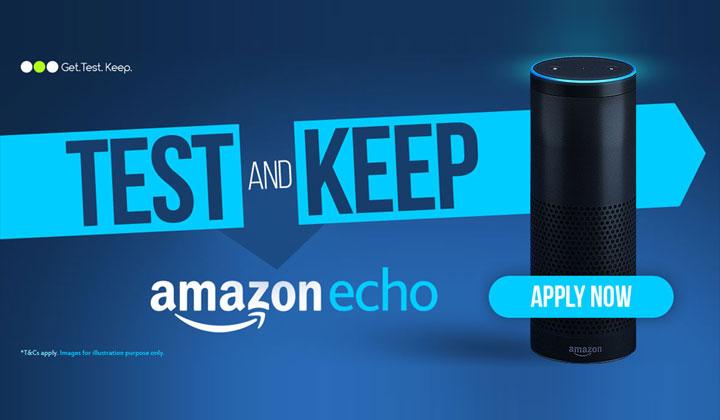 Amazon Echo – UK