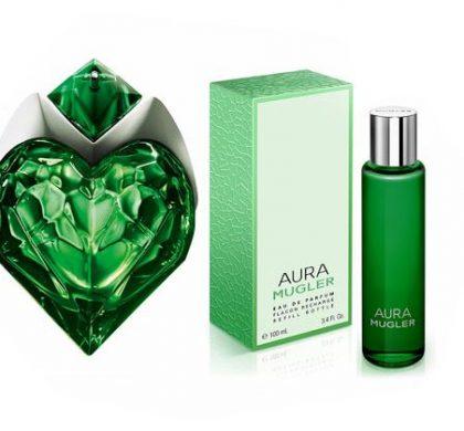 FREE Aura Mugler Perfume Sample