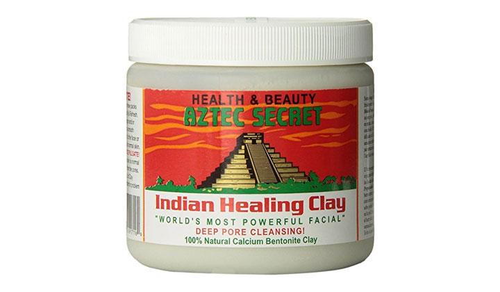 Aztec Secret Indian Healing Clay: Best Facial Masks