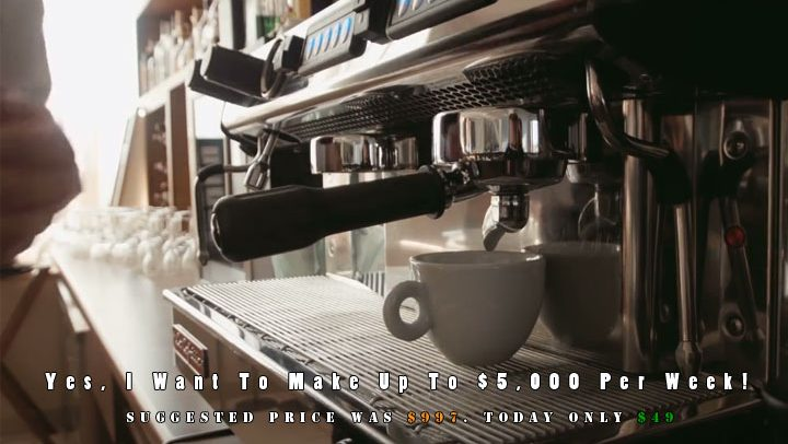 Coffeeshop Lifestyle – $49 CTC