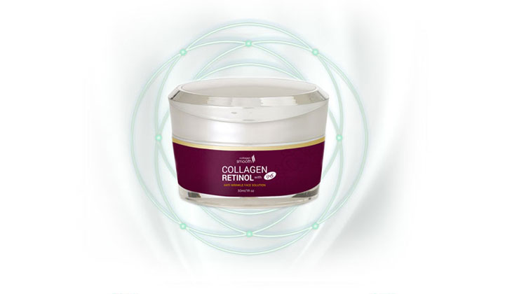 Collagen Retinol – Eliminates the Look of Dark Circles