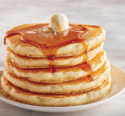 Get Free Pancakes on IHOP National Pancake Day