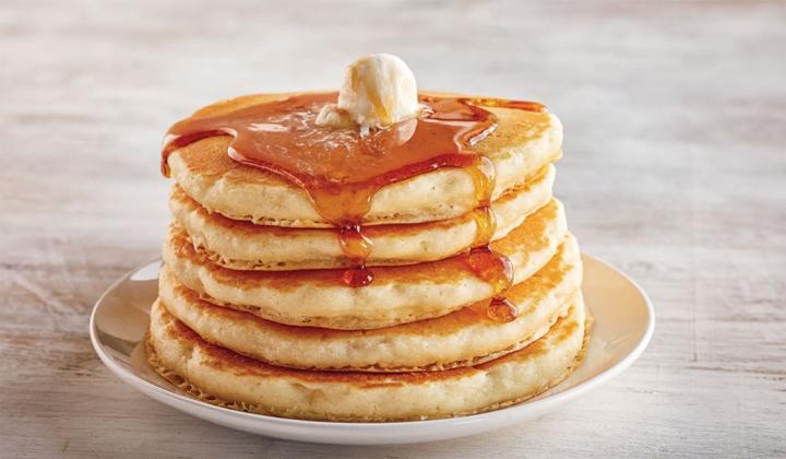 Get Free Pancakes on IHOP National Pancake Day