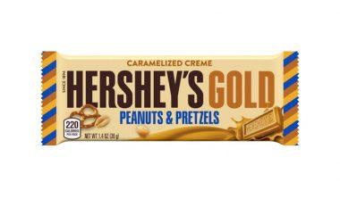 FREE Hershey's Gold Peanut & Pretzel Bar at Kroger & Affiliate Stores