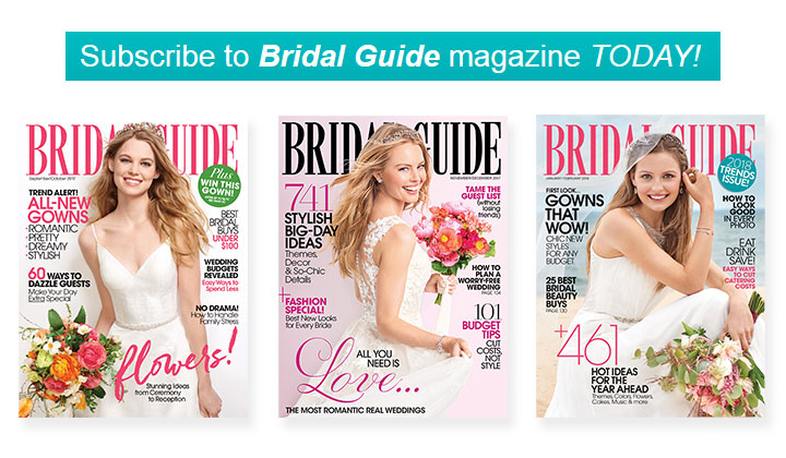 FREE Subscription for Bridal Guide Magazine!