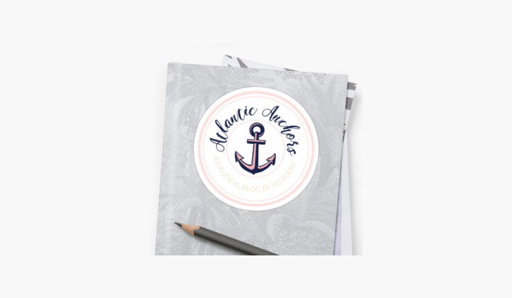 FREE Atlantic Anchors Sticker!