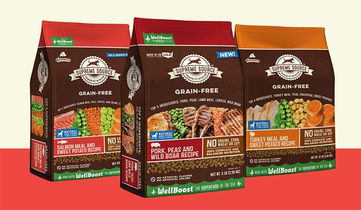 FREE Bag of Supreme Source Dog or Cat Food