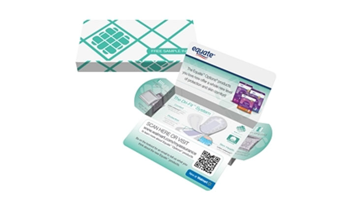 FREE Equate & Assurance Sample Kit from Walmart