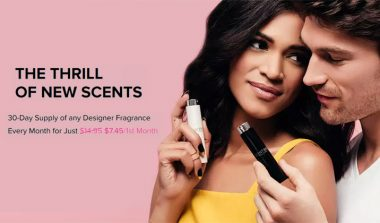 Scentbird Perfume Subscription – 50% OFF