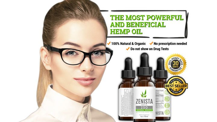 Zenista Hemp Oil
