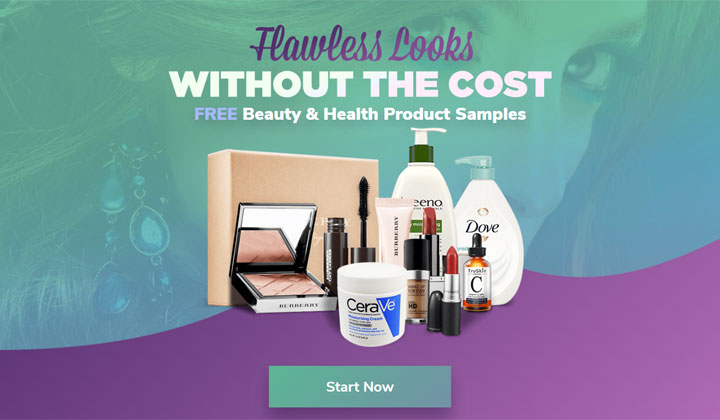 Beauty Product Samples from SuperSave!