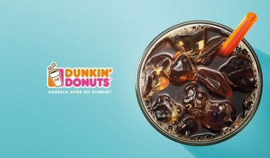 100% Cash Back at Dunkin' Donuts: Up to $3 Value