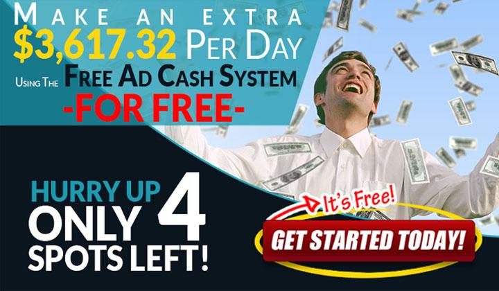Free Ad Cash System – Quantum Code