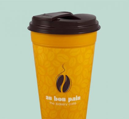 FREE Travel Mug from Au Bon Pain!
