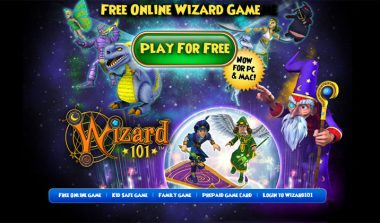Play Wizard101: FREE Wizard Game Online For Kids