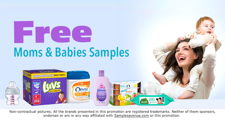 FREE Mom and Baby Samples!
