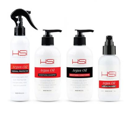 FREE Argan Oil HairCare Samples from HSI Professional