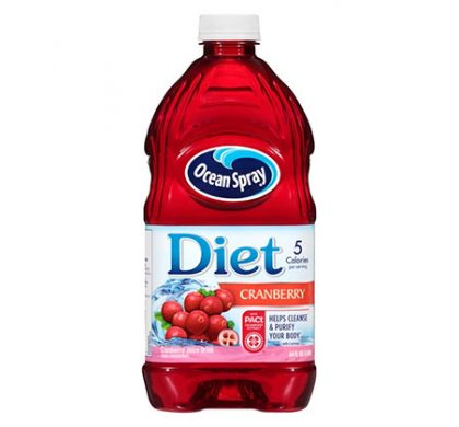 FREE Ocean Spray Diet or Light Juice Drink at Kroger & Affiliate Stores