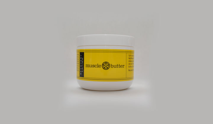 FREE Podium Skincare Muscle Butter Sample