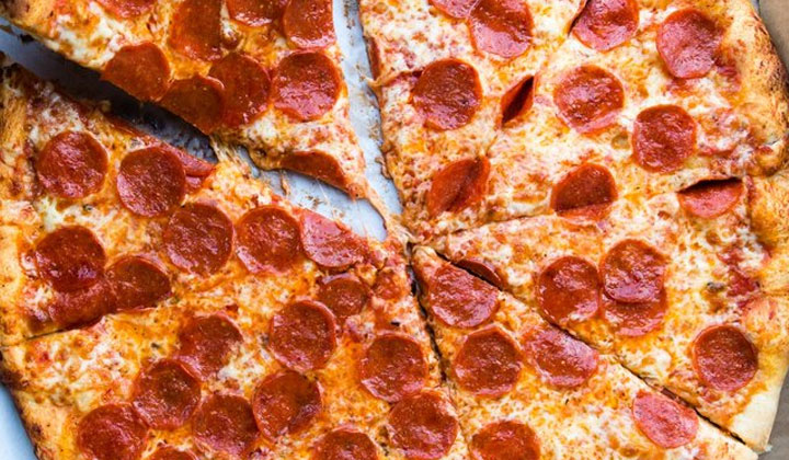 FREE Slices of Marketside Pizza at Walmart Today
