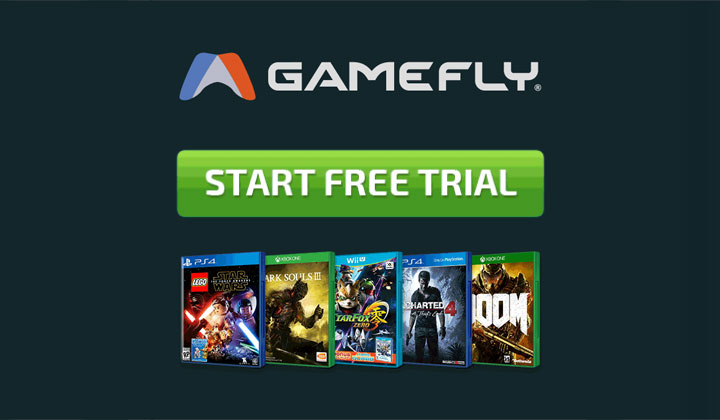 GameFly Free Trial