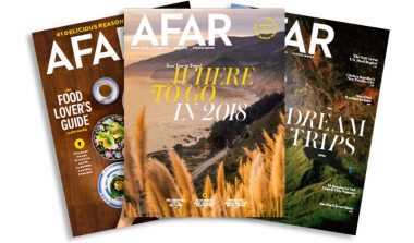 FREE Subscription to AFAR Magazine!