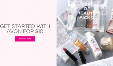 AVON Recruiting – Get Started With Avon For Just $10!