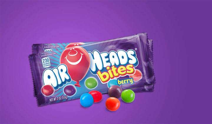 FREE Airheads Bites, Airheads Soft Bites or Airheads Xtremes Sourfuls