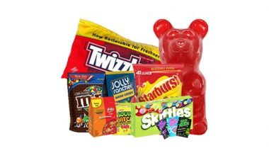 FREE Candy Samples