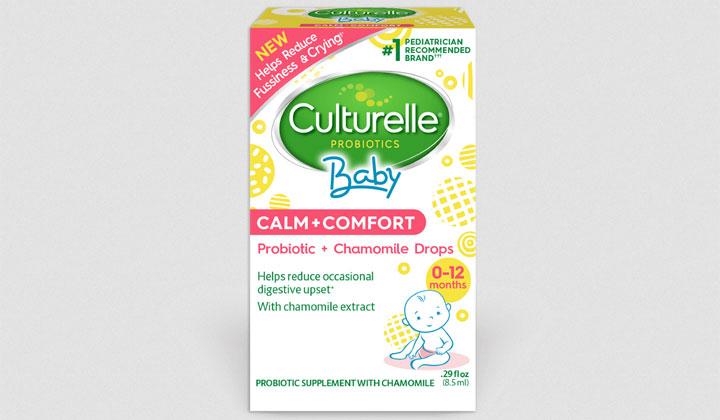 FREE Culturelle Baby Probiotics