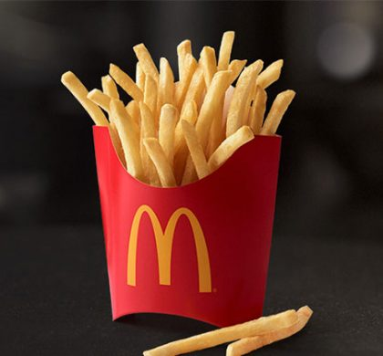 FREE McDonald's Medium Fries for National French Fry Day