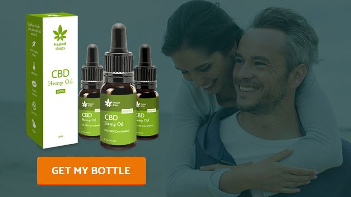 Healeaf Drops CBD Oil
