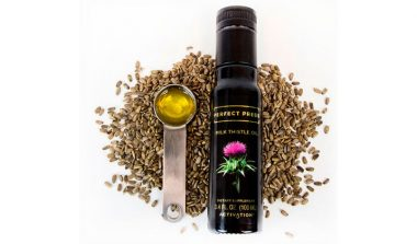 Milk Thistle Oil – Natural Detox