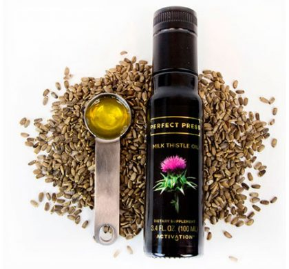 Milk Thistle Oil – Natural Detox