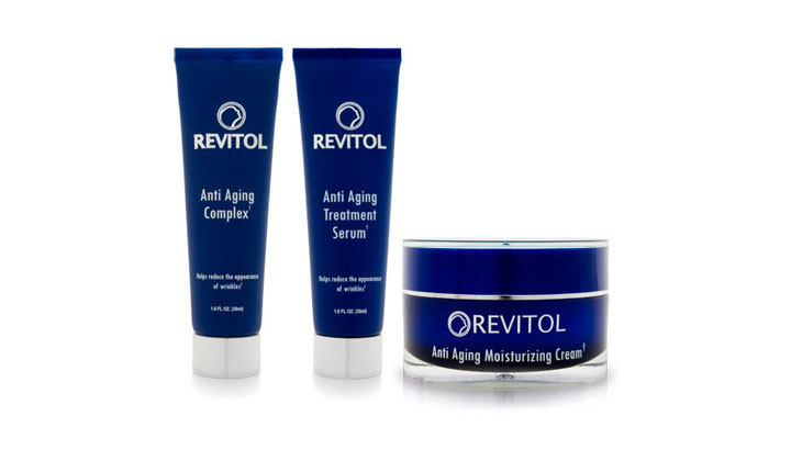 Revitol Lucent Skins Anti Aging Solution