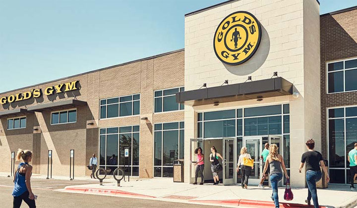 free golds gym pass