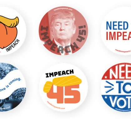 FREE Need To Impeach Sticker!