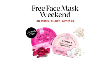 FREE Sephora Collection Face Mask