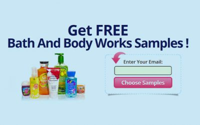 bath and body works free samples